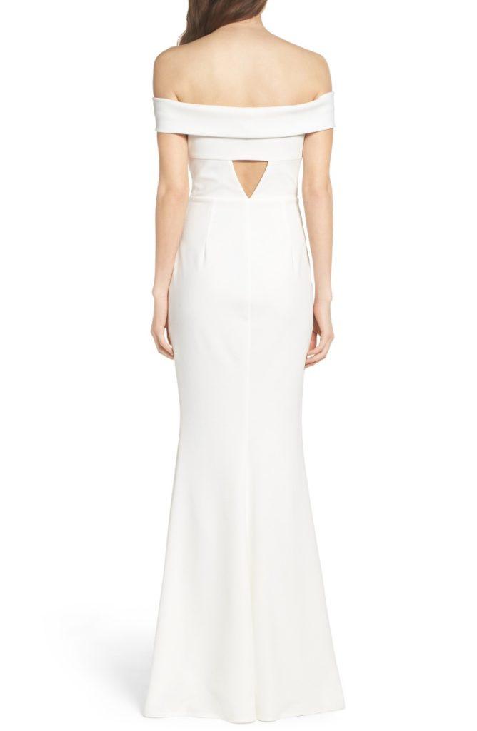 Hochzeitskleid günstig modern