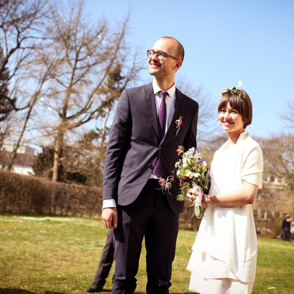 Brautkleid mit Schal - GypsyGal Weddings