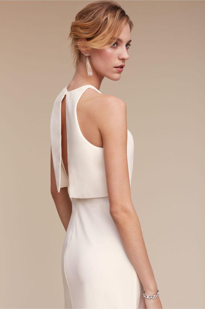 Hochzeitskleid modern günstig