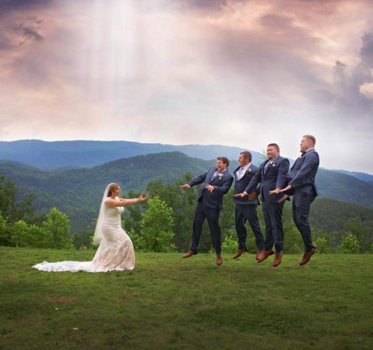 Starwars Hochzeit