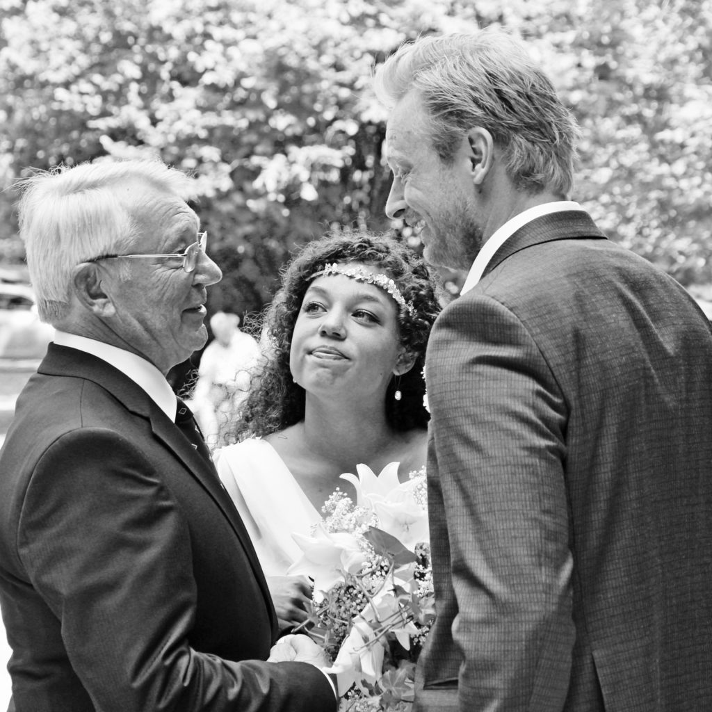 Hochzeitsplanung Schwiegereltern