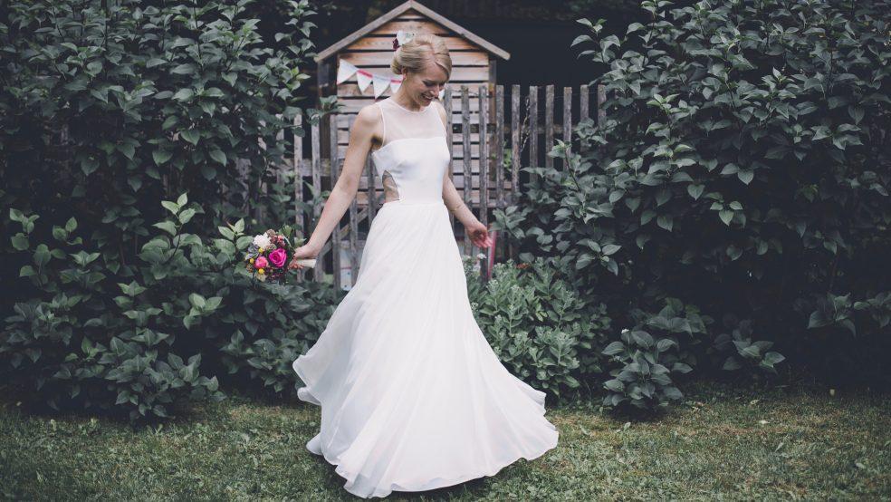 Brautmode Von Akjumii Nachhaltig Fair Und Wunderschon Gypsygal
