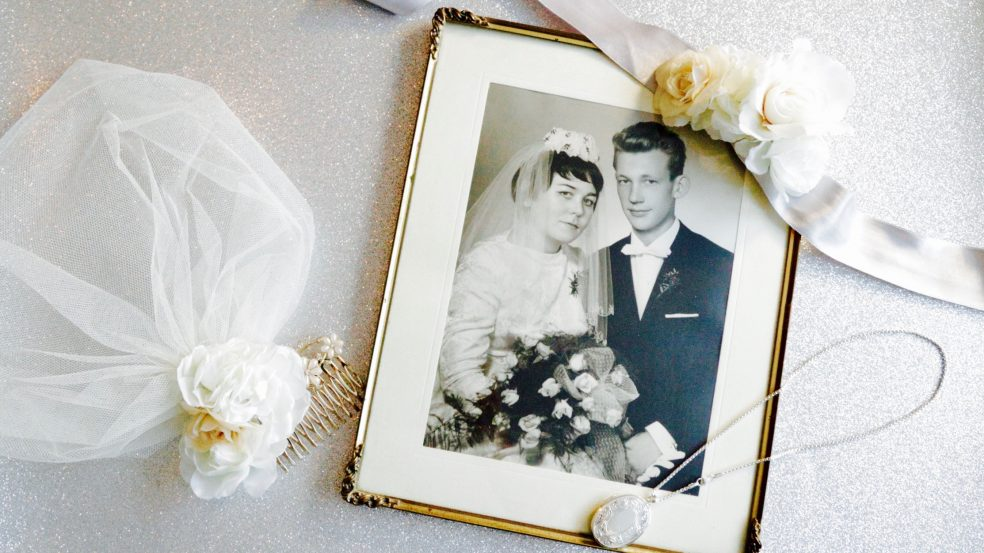 #brautpaar #hochzeitspaar #vintage #grandparents #großeltern #hochzeit