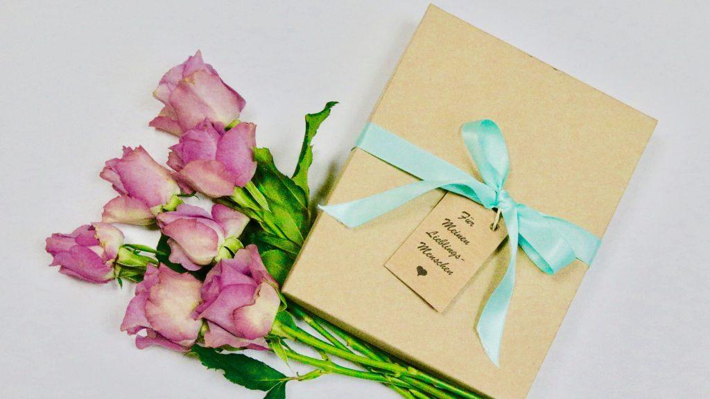 Heiratsantrag Valentinstagsgeschenk