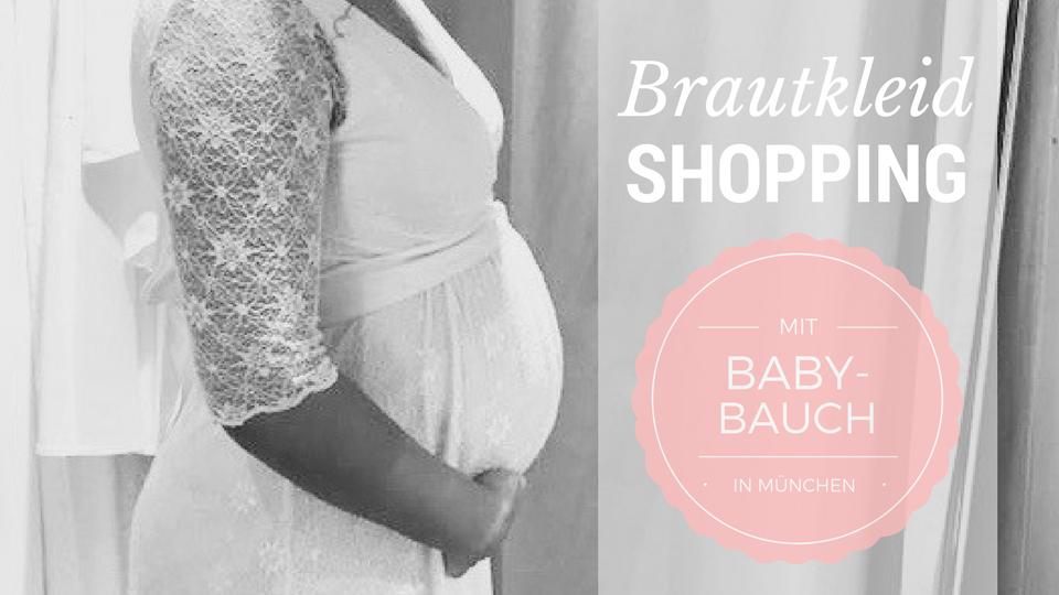 Brautkleidkauf schwanger