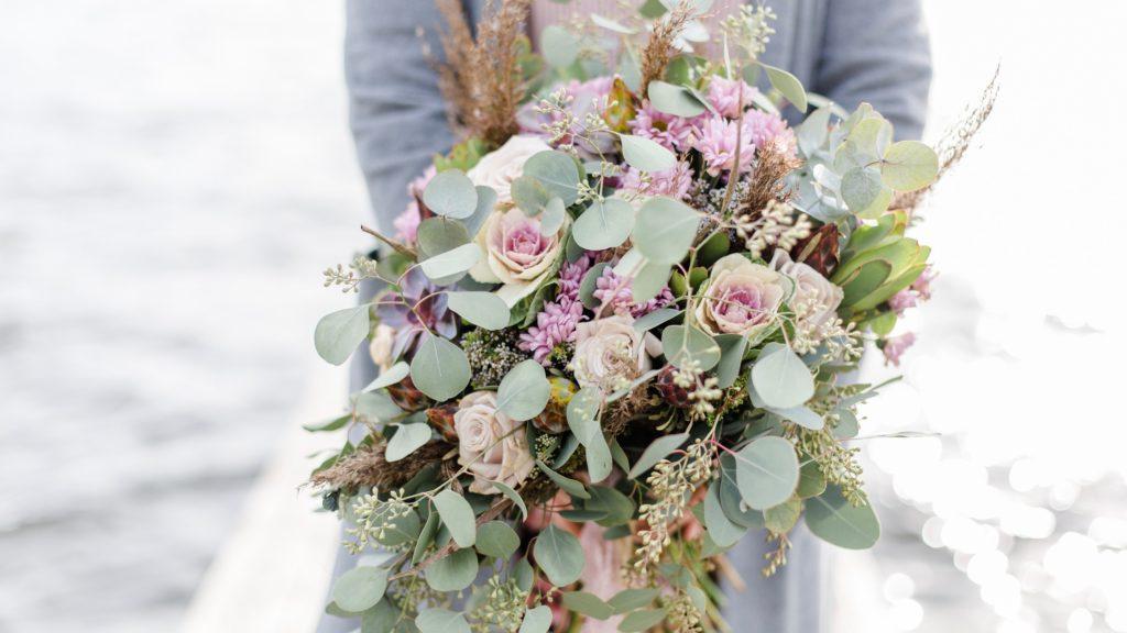 Brautstraußwurf heiraten