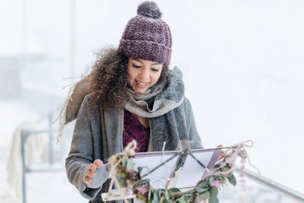 #hochzeitsplanerin im #interview #traurednerin #freietrauung #freierednerin #winterhochzeit #hochzeit #zeremonie #hochzeitszeremonie